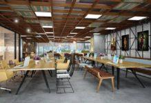 Đâu là tiêu chuẩn vàng cho thiết kế nội thất văn phòng_3